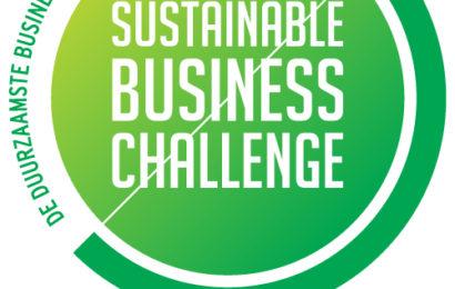 Schrijf je nu in: Sustainable Business Challenge