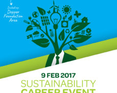 Sustainability Career Event 2017