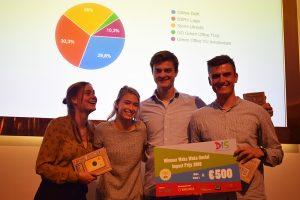 dsrv laga winnaar dis 2018 social impact prijs waka waka