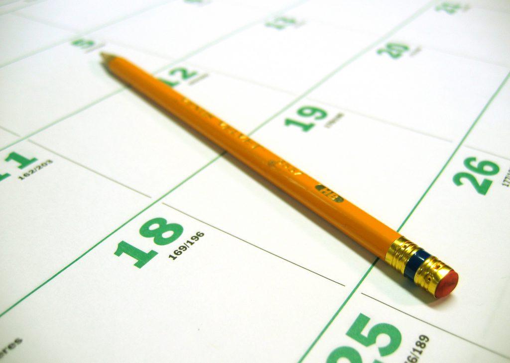 Afbeelding kalender